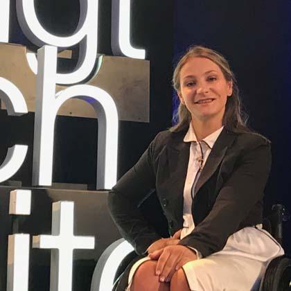 Kristina Vogel Referenten-Agentur Meet Live