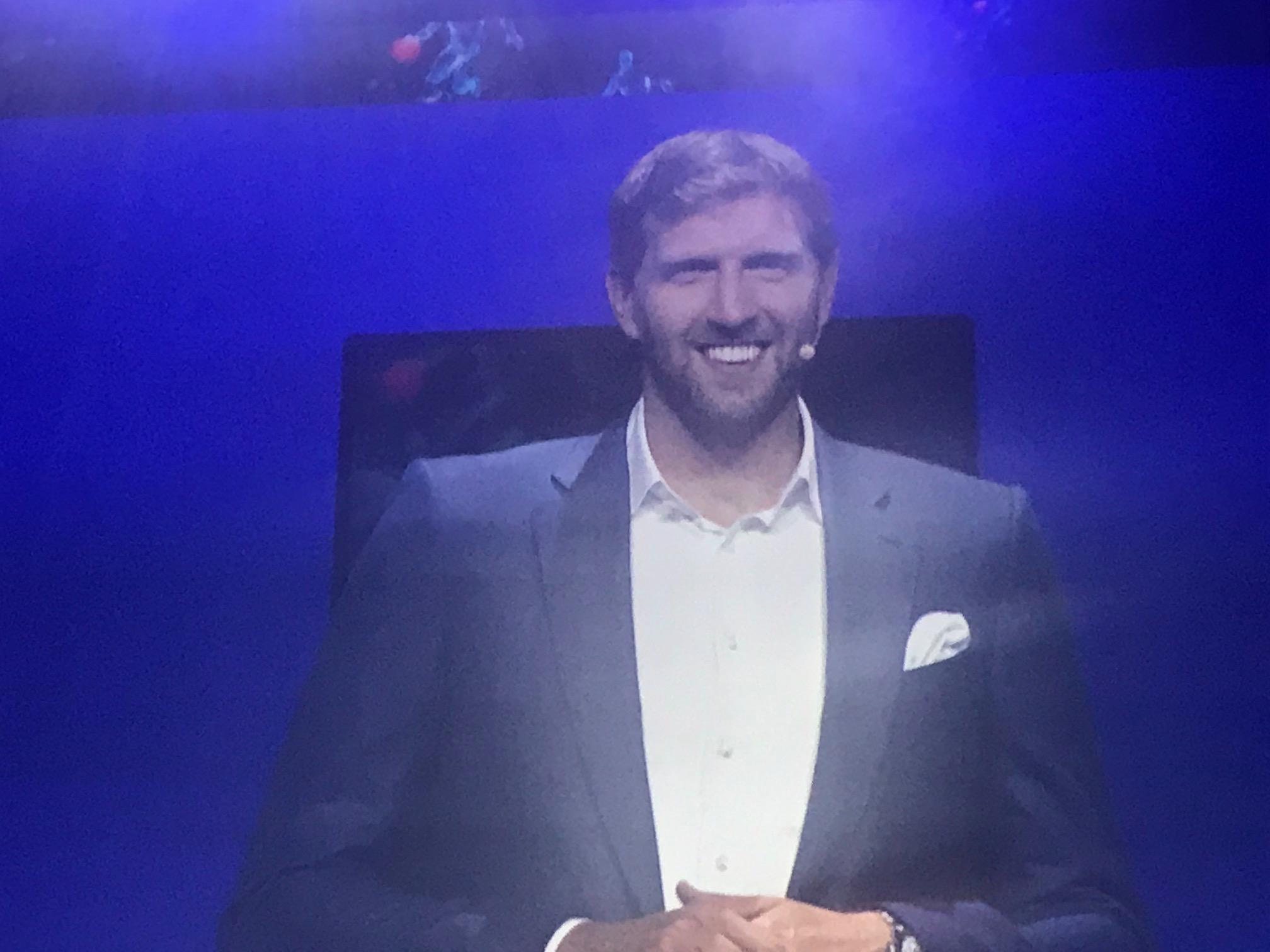 Dirk Nowitzki referenten-Agentur Meet live