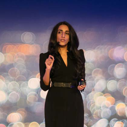 Ayesha Khanna Meet Live Referenten-Agentur