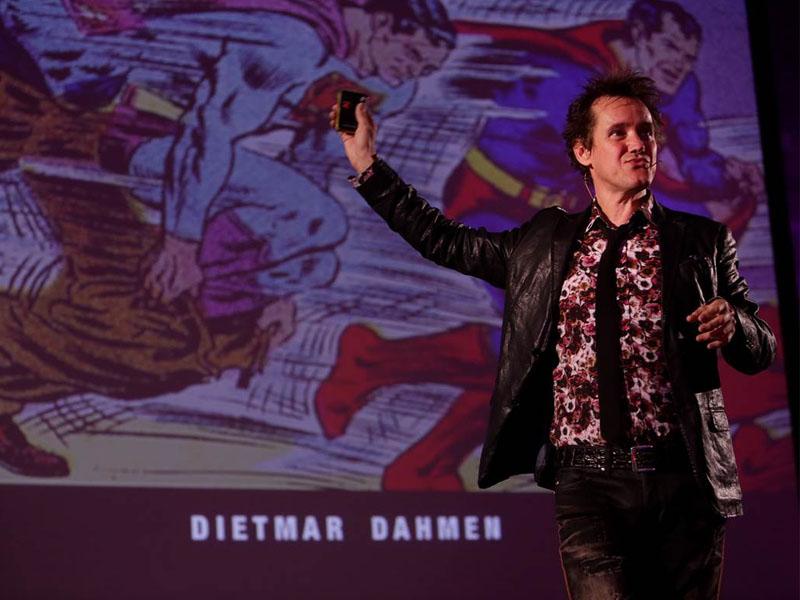 Dietmar Dahmen Meet Live Referenten-Agentur