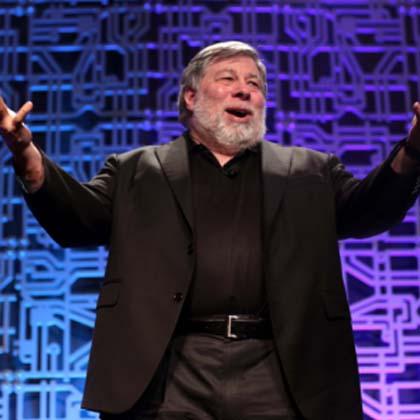 Steve Wozniak Meet Live referenten-Agentur