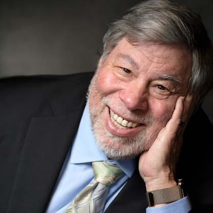 Steve Wozniak Referenten Agentur MEET Live