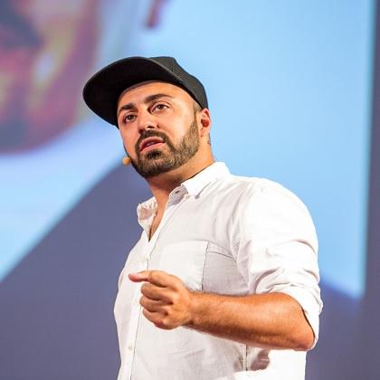 Ali Mahlodji MEET Live Referenten-Agentur