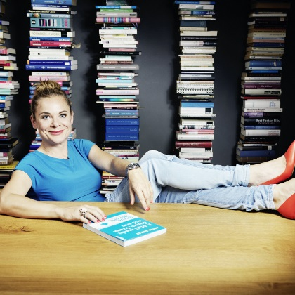 Anitra Eggler Meet Live Referenten-Agentur
