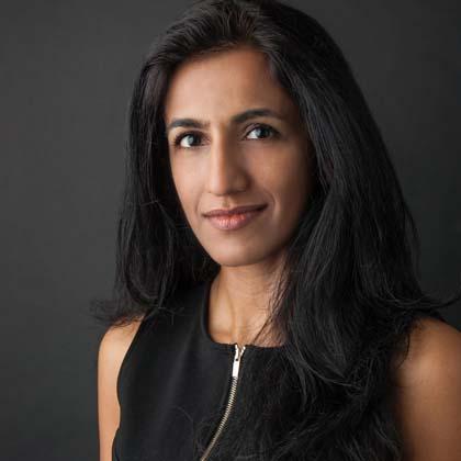 Ayesha Khanna Referenten-Agentur Meet Live