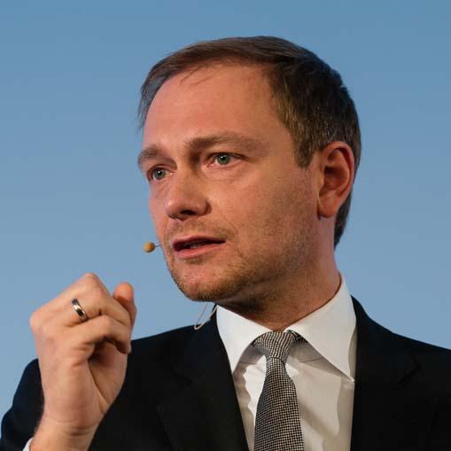 Christian Lindner FDP Bundesvorsitzender MEET Live Referenten-Agentur