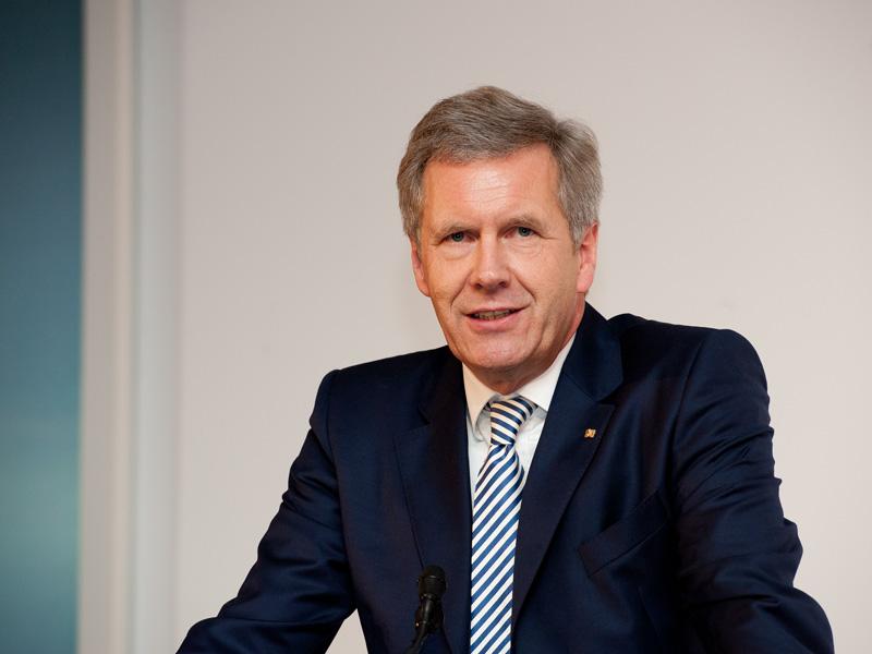 Christian Wulff Meet Live Referenten-Agentur