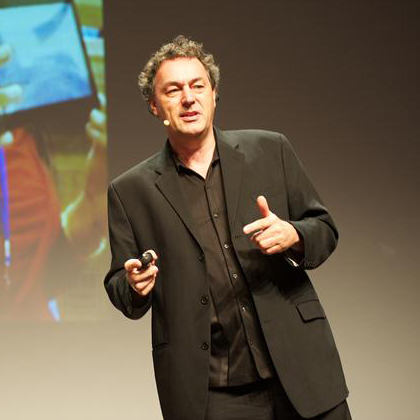 Gerd Leonhard Futurist MEET Live Referenten Agentur
