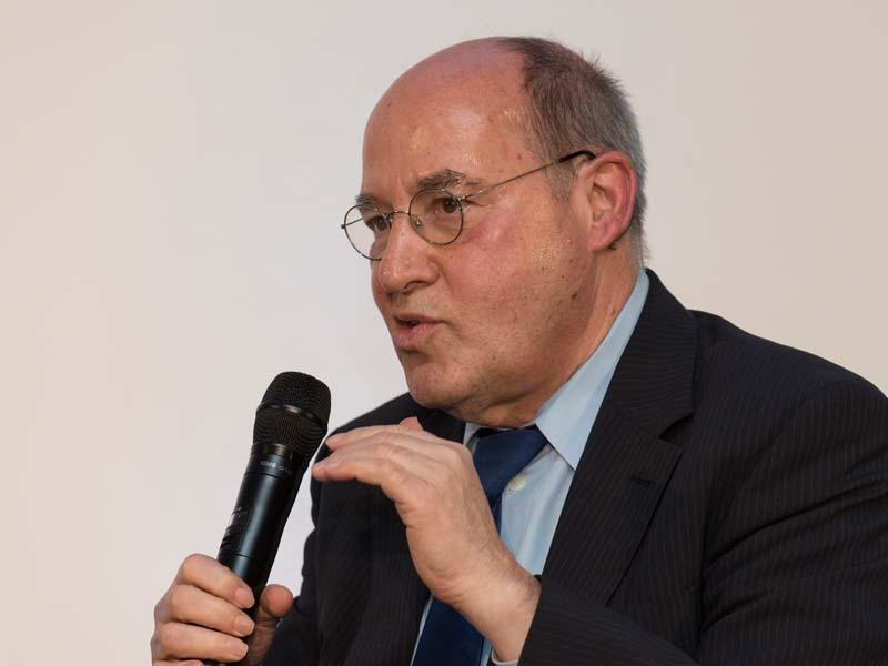 Gregor Gysi Meet Live Referenten-Agentur