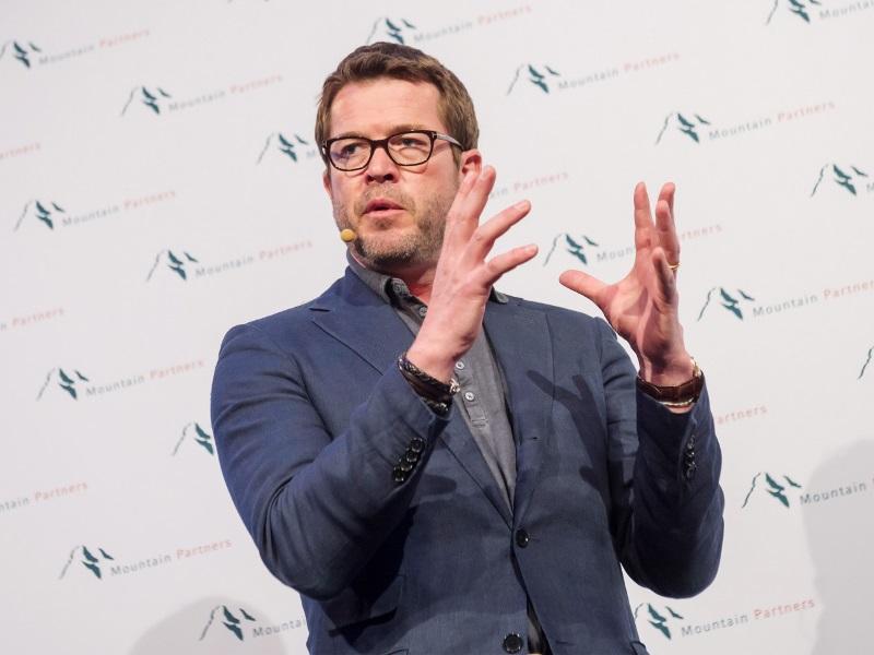 Karl-Theodor zu Guttenberg MEET Live Referenten-Agentur