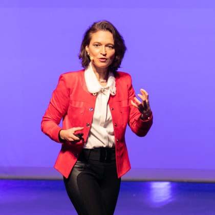 Michaela Merk Meet Live Redner-Agentur