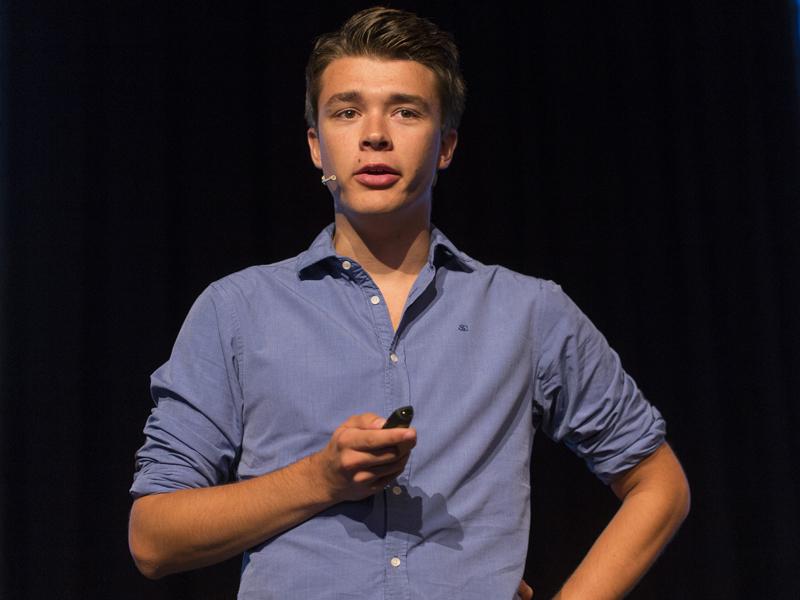 Philipp Riederle Meet Live Referenten-Agentur
