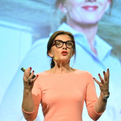 Sabine Hübner Meet Live Referenten-Agentur