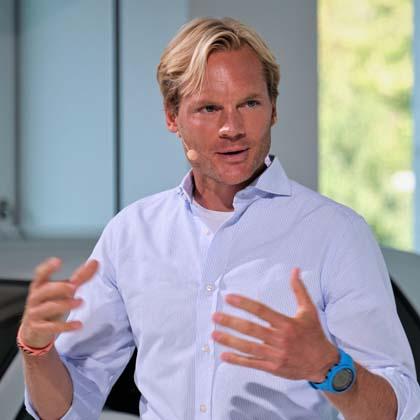 Benedikt Böhm: Extrembergsteiger mit Management-Qualitäten