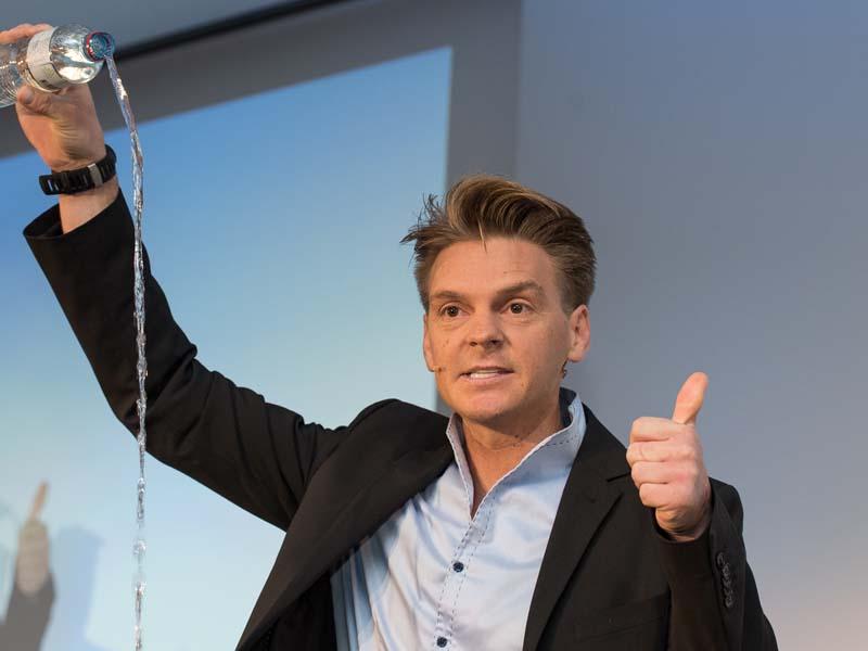 Marc Gassert MEET Live Referenten-Agentur
