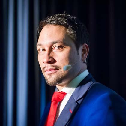 Daniel Enz Redner Verkauf MEET Live Referenten-Agentur