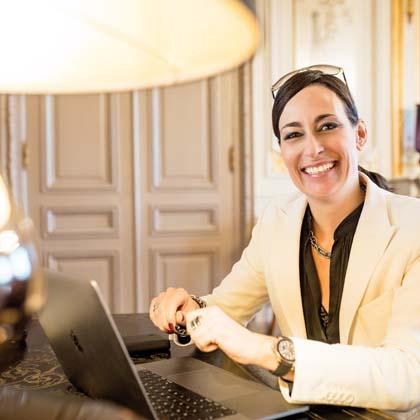 Nadine Dlouhy Positionierung & starke Marke Referenten-Agentur Meet Live