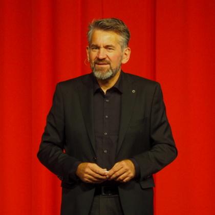 Keynote Speaker Cay von Fournier MEET Live Redner-Agentur