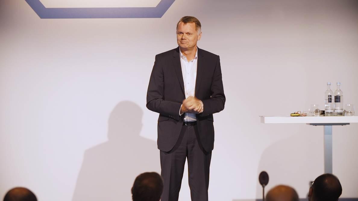 Experte Andreas Krebs ist Keynote Speaker