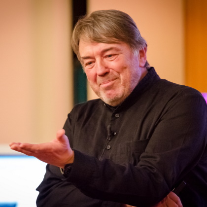 Redner Klaus Kobjoll Keynote Speaker MEET Live Referenten-Agentur