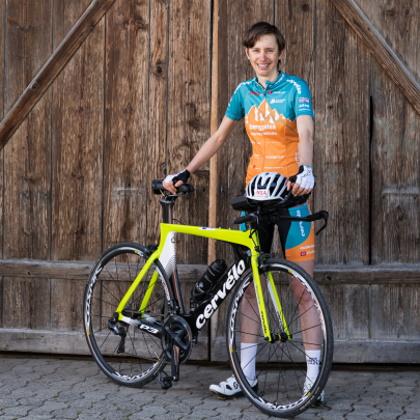 Nicole Reist Racing Across America
