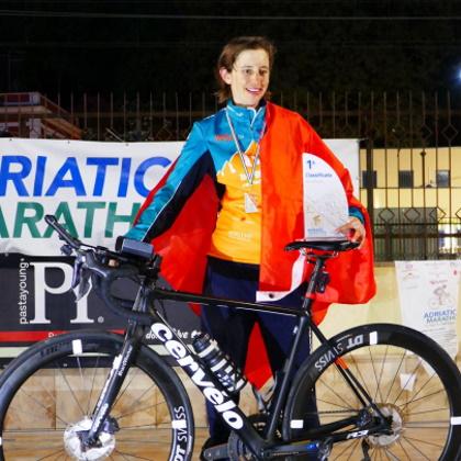 Nicole Reist Gewinnerin Tortour