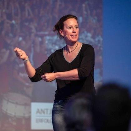 Antje Heimsoeth Meet Live Rednerin