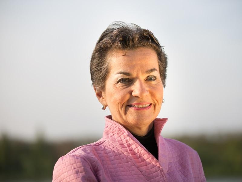 Christiana Figueres Meet Live Redneragentur