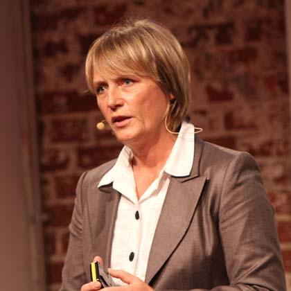 Jutta Kleinschmidt Meet Live Referenten-Agentur