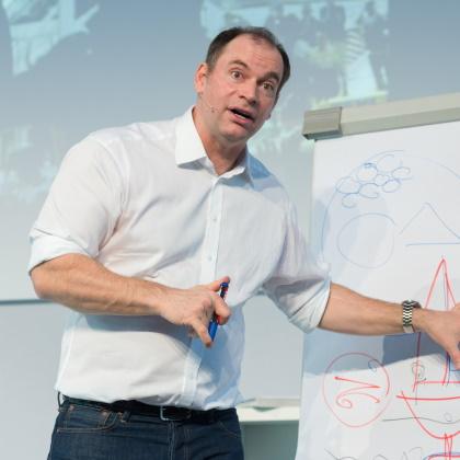 Dominik Neidhart Meet Live Referenten-Agentur