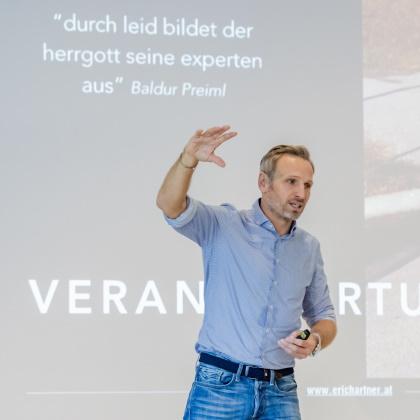 Erich Artner Meet Live Redneragentur