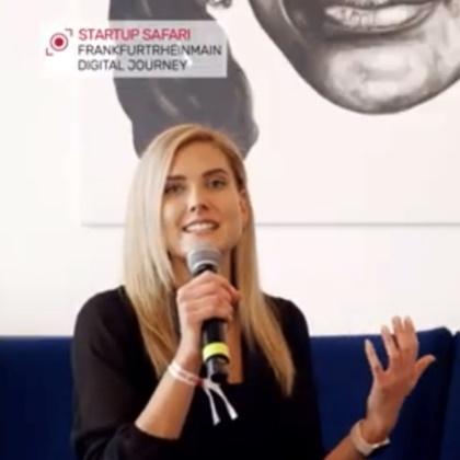 Géraldine Ulrichs MEET Live Redneragentur